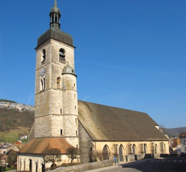 Ornans,_église_Saint_Laurent